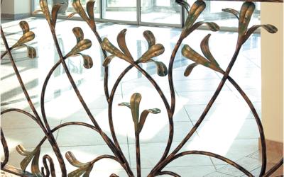 Balustrady kute – ponadczasowa elegancja
